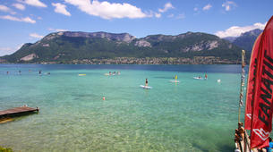Stand up Paddle-Annecy-Stand up paddle rental on Lake Annecy-4