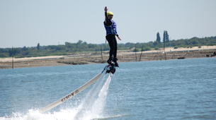 Flyboard / Hoverboard-Arcachon-Session Flyboard dans le Bassin d'Arcachon-3