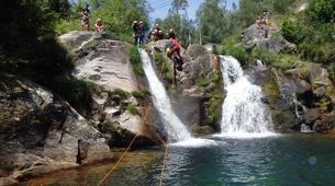 Canyoning-Arouca-Rio Teixeira canyon near Arouca-3