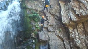 Canyoning-Arouca-Mizarela Waterfall Canyon near Arouca-5