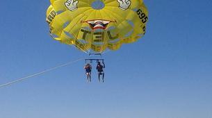Parasailing-Fuengirola-Parasailing Experience in Fuengirola near Marbella-3