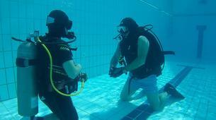 Scuba Diving-Piraeus-PADI Scuba Diver Course in Piraeus, near Athens-1