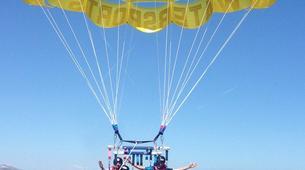 Parasailing-Fuengirola-Parasailing Experience in Fuengirola near Marbella-2