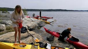 Sea Kayaking-Stockholm-Kayaking tour in Stockholm Archipelago-6