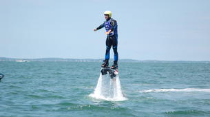 Flyboard / Hoverboard-Arcachon-Session Flyboard dans le Bassin d'Arcachon-2