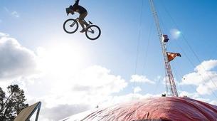 BMX-Rotorua-Freestyle BMX Airbag Jump , rotorua-2