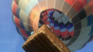 Hot Air Ballooning-Seville-Hot air balloon flights near Seville-1