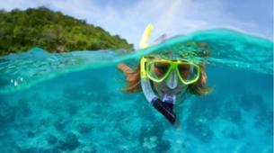 Snorkeling-Rethymno-Speedboat tour with snorkelling in Rethymno-1