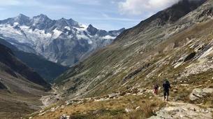 Mountaineering-Chamonix Mont-Blanc-Mountaineering day trip on the Cosmiques Ridge, Chamonix-2