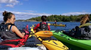 Sea Kayaking-Stockholm-Kayaking tour in Stockholm Archipelago-5