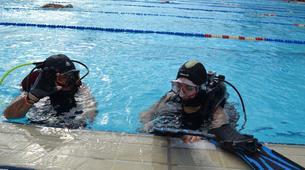 Scuba Diving-Piraeus-PADI Scuba Diver Course in Piraeus, near Athens-4