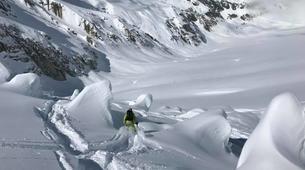 Ski Hors-piste-Chamonix Mont-Blanc-Journée Ski Hors-Piste sur le Massif du Mont-Blanc-5