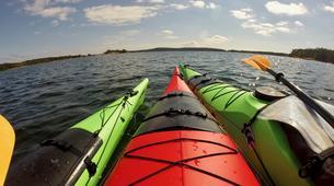 Sea Kayaking-Stockholm-Kayaking tour in Stockholm Archipelago-12