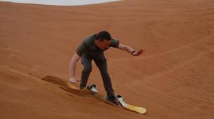 Sandboarding-Dubai-Sandboarding excursion in Dubai-2