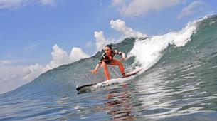 Surfing-Kuta-Reef surfing lessons in Kuta, Bali-1