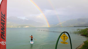 Stand Up Paddle-Annecy-Location Stand Up Paddle sur le Lac d'Annecy-3
