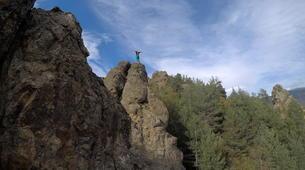 Via Ferrata-Vall de Ribes-Via Ferrata de Ribes de Freser, Catalogne-2