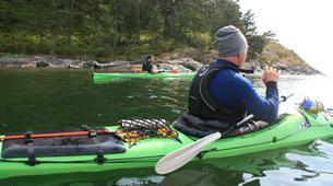 Sea Kayaking-Stockholm-Kayaking tour in Stockholm Archipelago-1