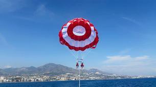 Parasailing-Fuengirola-Parasailing Experience in Fuengirola near Marbella-5