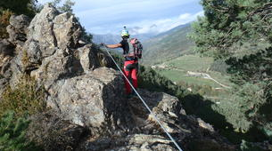 Via Ferrata-Vall de Ribes-Via Ferrata de Ribes de Freser, Catalogne-6