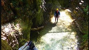Canyoning-Barbaruens-Barbaruens canyon in Barbaruens, Huesca-6