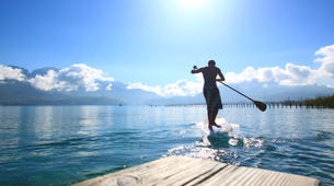 Stand up Paddle-Annecy-Stand up paddle rental on Lake Annecy-1