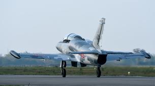 Aerobatics-La Roche-sur-Yon-Jet fighter flight in La Roche-sur-Yon, Vendee-5