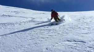 Ski Hors-piste-Chamonix Mont-Blanc-Journée Ski Hors-Piste sur le Massif du Mont-Blanc-2