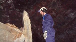 Caving-Iceland-Caving excursion in Gjábakkahellir, Thingvellir National Park-6