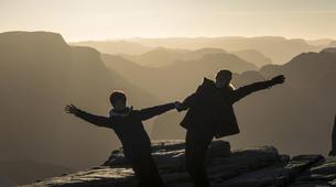 Randonnée / Trekking-Stavanger-Nature hike to Preikestolen (Pulpit Rock) in Ryfylke-5