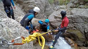 Canyoning-Gorges du Tarn-Canyon of Tapoul in the Cevennes National Park-3