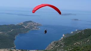 Parapente-Makarska-Tandem paragliding on the Dalmatian Coast near Makarska-4