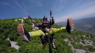 Parapente-Makarska-Tandem paragliding on the Dalmatian Coast near Makarska-3