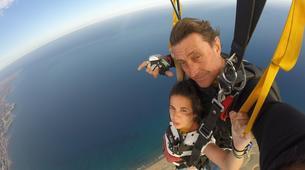 Skydiving-Maspalomas, Gran Canaria-Tandem skydiving near Maspalomas, Gran Canaria-5