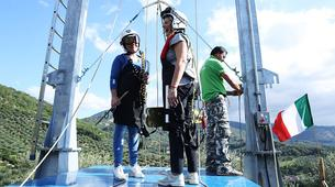 Tyrolienne-Rome-The World's Longest and Fastest Velocity Zip Line near Rome-4