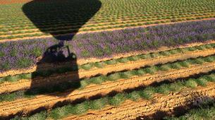 Montgolfière-Gorges du Verdon-Vol en Montgolfière en Provence depuis Puimoisson-5