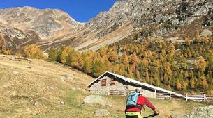 Mountain bike-Chamonix Mont-Blanc-Mountain bike excursion in the Chamonix Valley-2