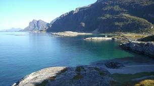 Hiking / Trekking-Bodø-Guided coastal hike to Hovdsundet in Bodø-4