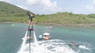 Flyboard / Hoverboard-Saint-Anne-Session flyboard à Sainte-Anne en Martinique-2