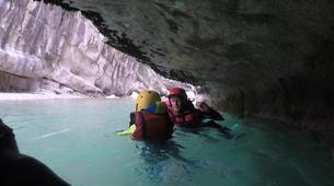 Canyoning-Gorges du Verdon-Randonnée Aquatique dans le Verdon-3
