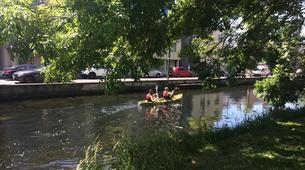 Kayaking-Dublin-Kayaking on Dublin's Grand Canal-1