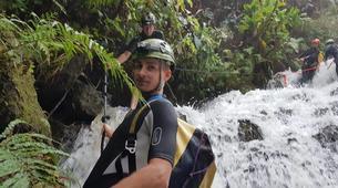 Canyoning-Tahiti-Canyon des Lavatubes à Tahiti-6