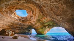 Stand up Paddle-Armação de Pêra-SUP excursion to the Benagil Caves-3