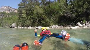 Canyoning-Gorges du Verdon-Randonnée Aquatique dans le Verdon-9