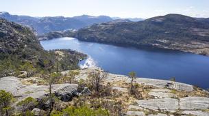 Randonnée / Trekking-Stavanger-Nature hike to Preikestolen (Pulpit Rock) in Ryfylke-3