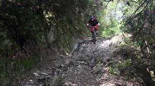 Mountain bike-Chamonix Mont-Blanc-Mountain bike excursion in the Chamonix Valley-6