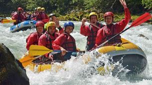 Rafting-Geneva-Rafting excursion on the Dranse River near Geneva-5