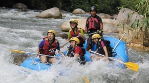 Rafting-Batu Gajah-Kampar River White Water Rafting in Gopeng, Perak-4