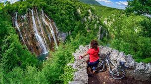 VTT-Plitvice Lakes National Park-MTB guided tour in Plitvice Lakes National Park-1
