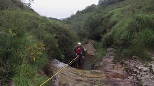 Canyoning-Potes-Canyoning the Rio Navedo near Potes-2